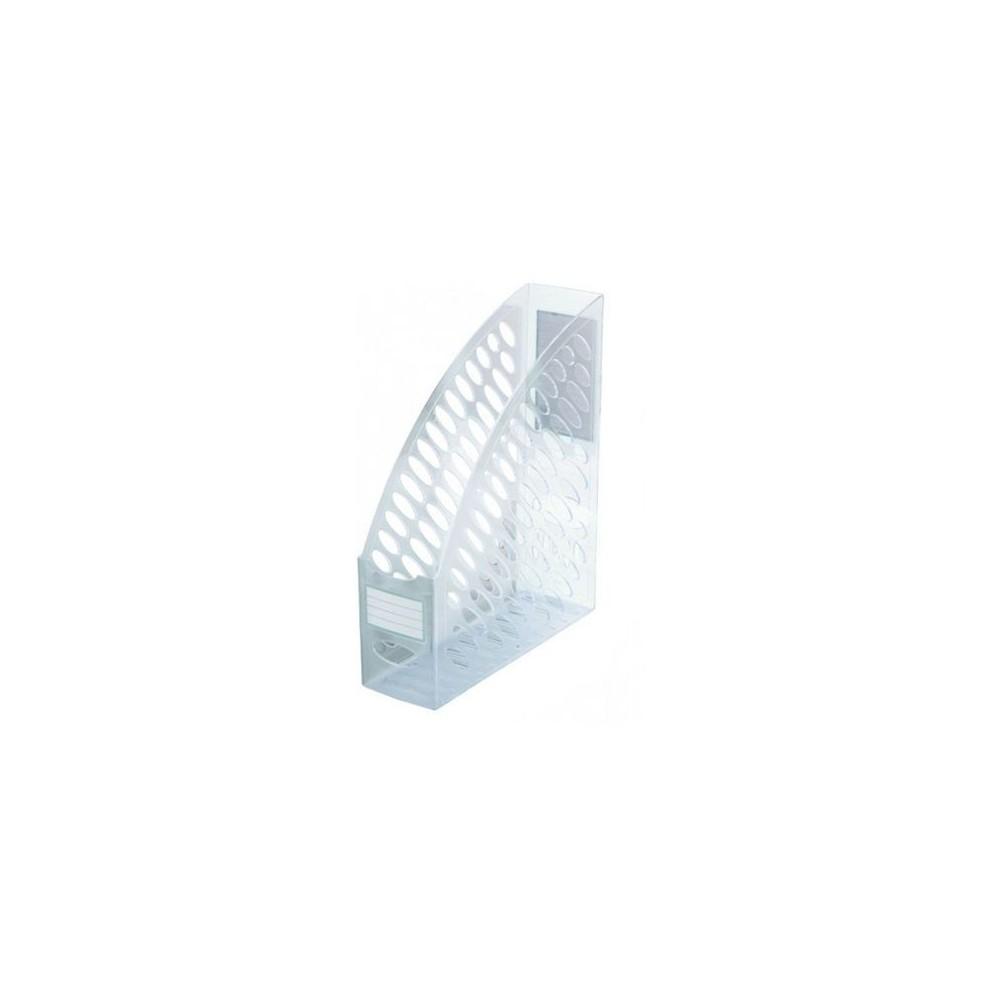 Suport vertical transparent din plastic, ARK  - ACOMI.ro