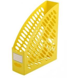 Suport vertical galben din plastic, ARK  - ACOMI.ro