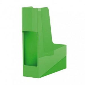 Suport vertical reciclat, verde, G2Desk Fellowes - ACOMI.ro