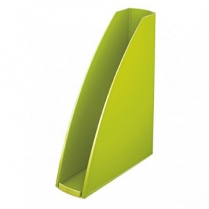 Suport vertical verde metalizat, Wow LEITZ - ACOMI.ro