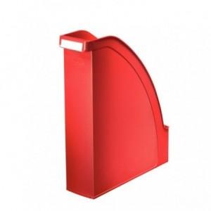 Suport vertical documente, rosu, Plus LEITZ - ACOMI.ro