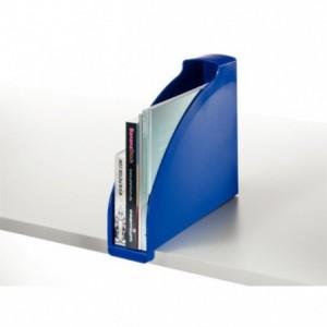 Suport vertical documente, albastru, Plus LEITZ - ACOMI.ro