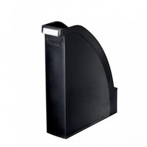 Suport vertical documente, negru, Plus LEITZ - ACOMI.ro