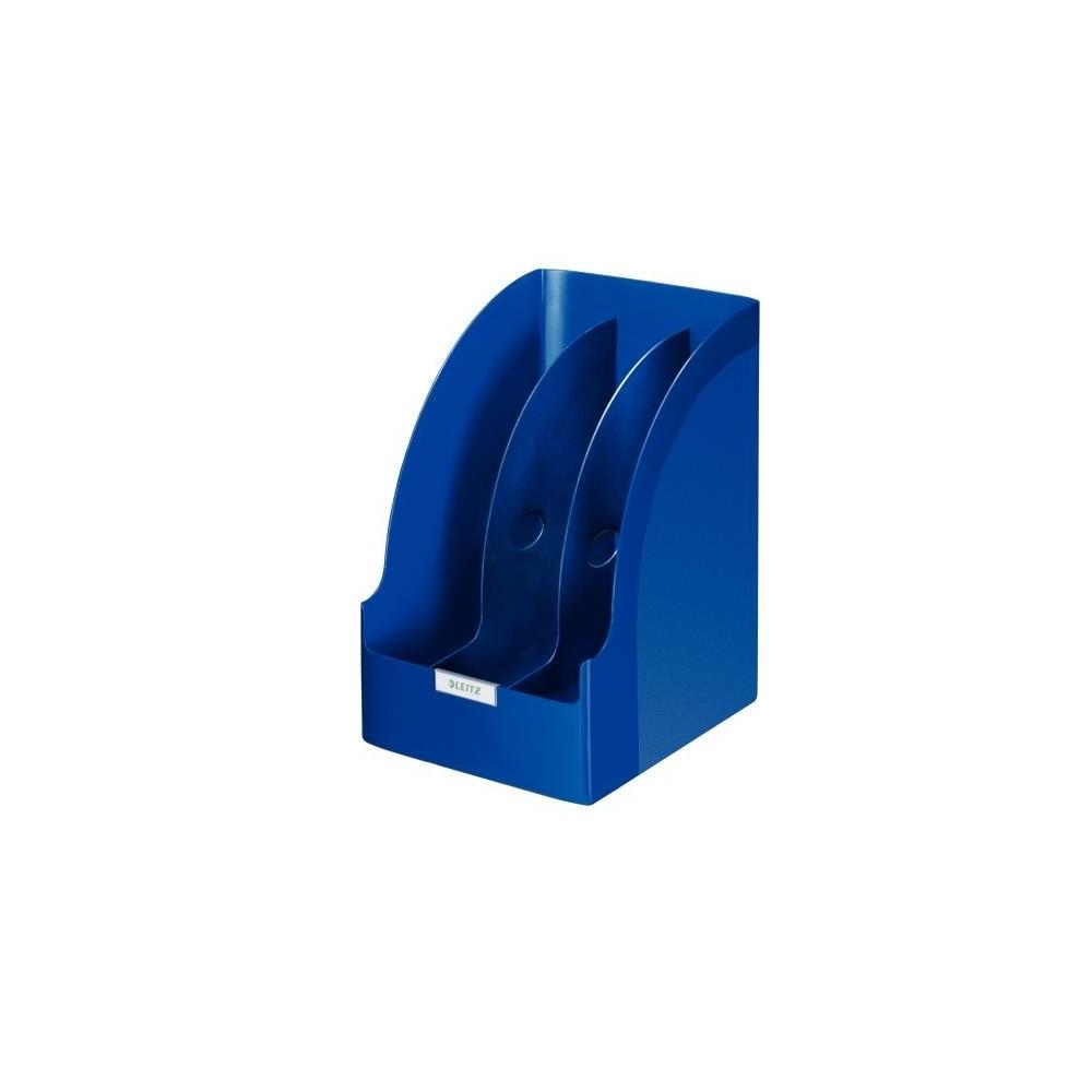 Suport vertical, albastru, Plus Jumbo LEITZ - ACOMI.ro