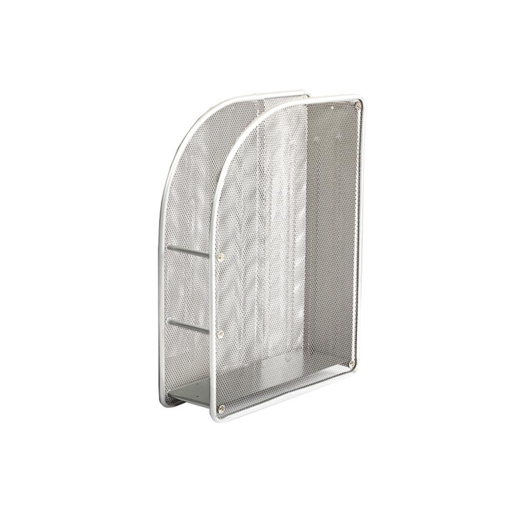 Suport vertical metalic, argintiu, FORPUS - ACOMI.ro