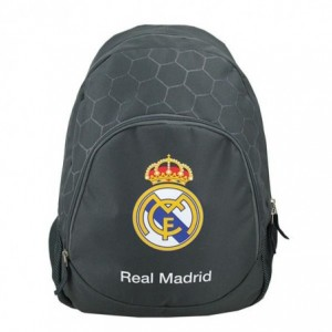 Ghiozdan gimnaziu  negru, Pigna Real Madrid - ACOMI.ro