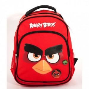 Ghiozdan gradinita rosu, Pigna Angry Birds  - ACOMI.ro