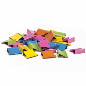 Clipsuri color 150 buc/cutie, Refill pentru Supaclip 40 RAPESCO  - ACOMI.ro