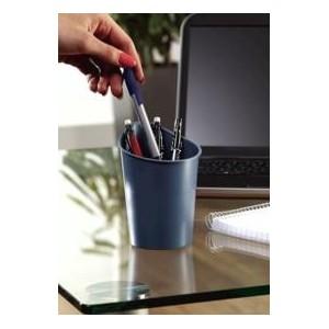 Suport pentru instrumente de scris, albastru, FELLOWES G2Desk - ACOMI.ro