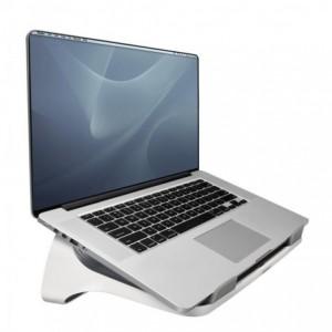 Suport pentru laptop, alb, FELLOWES I-Spire - ACOMI.ro