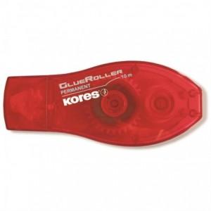 Roller adeziv permanent, 8mmx10m, Kores - ACOMI.ro