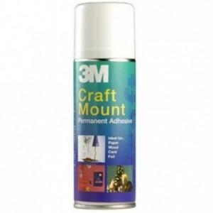 Spray adeziv 3M CRAFTMOUNT, 200 ml - ACOMI.ro