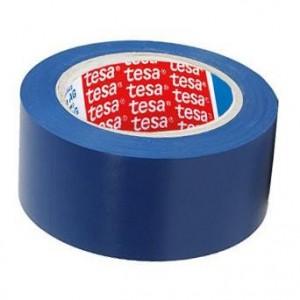 Banda adeziva marcare, albastra, TESA - ACOMI.ro