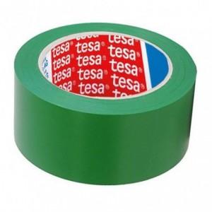 Banda adeziva marcare, verde, TESA - ACOMI.ro