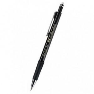 Creion mecanic 0.5mm, negru, Grip 1345 Faber-Castell - ACOMI.ro