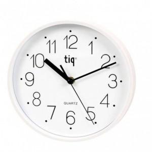 Ceas de perete TIQ D-225, rama alba