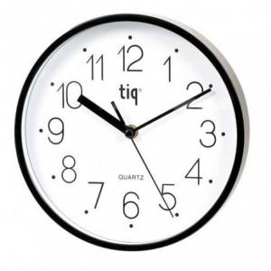 Ceas de perete TIQ D-245, rama neagra