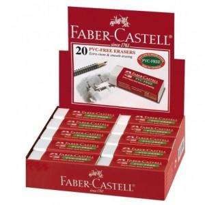 Radiera creion 30M, 7095 Faber Castell - ACOMI.ro