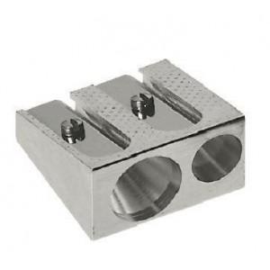 Ascutitoare metalica dubla, Faber Castell - ACOMI.ro