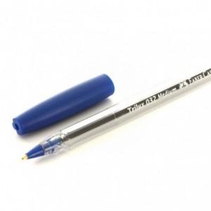 Pix unica folosinta, 1mm, albastru, 032M Faber-Castell - ACOMI.ro