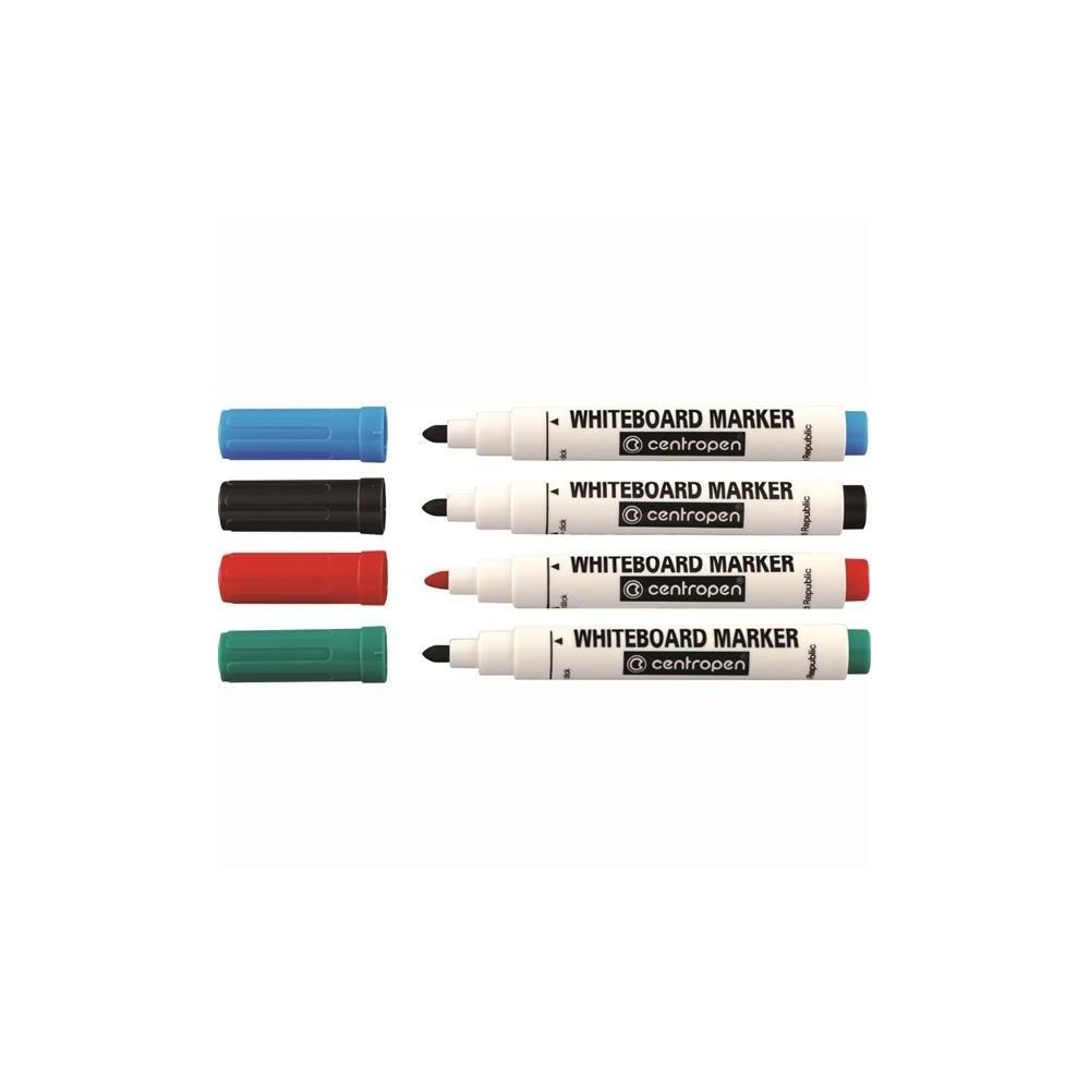 Marker whiteboard 2.5mm, verde, 8559 Centropen - ACOMI.ro
