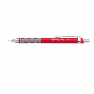 Creion mecanic Rotring Tikky 3 rosu, 0,7mm