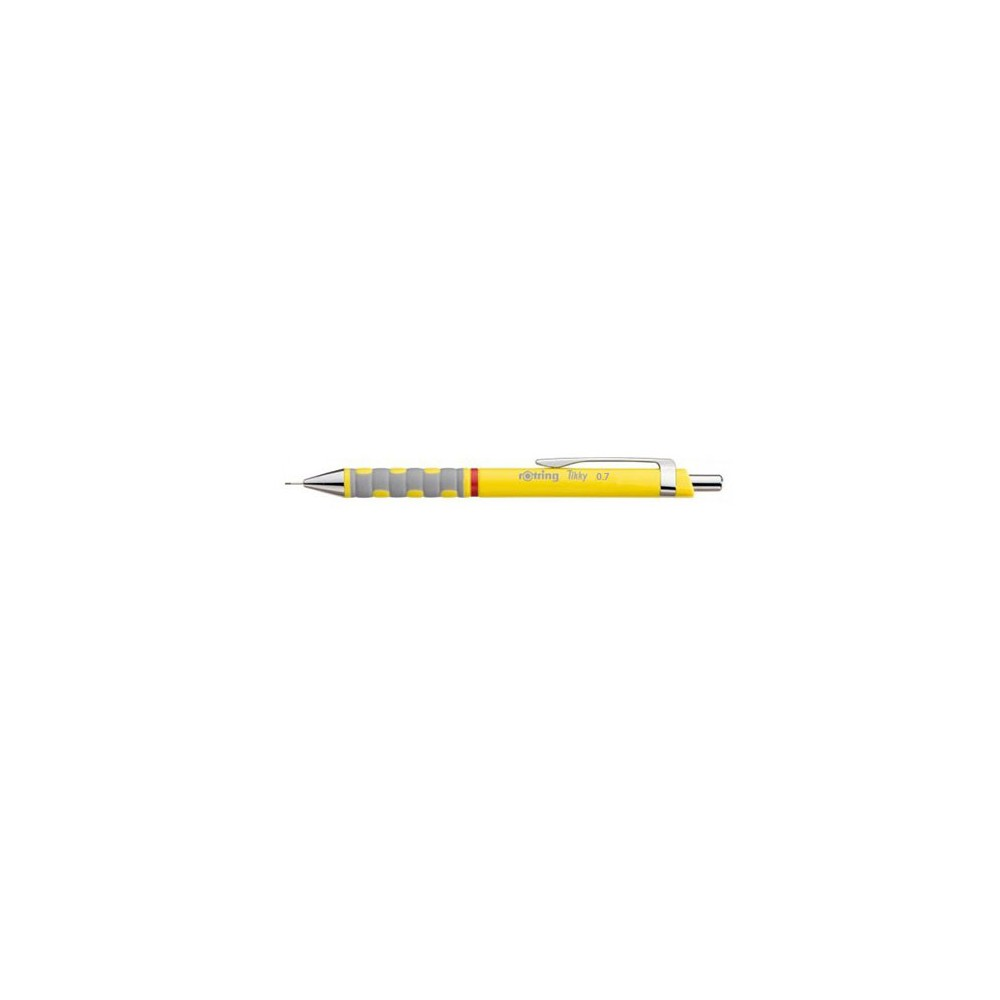 Creion mecanic Rotring Tikky 3 galben, 0,7mm