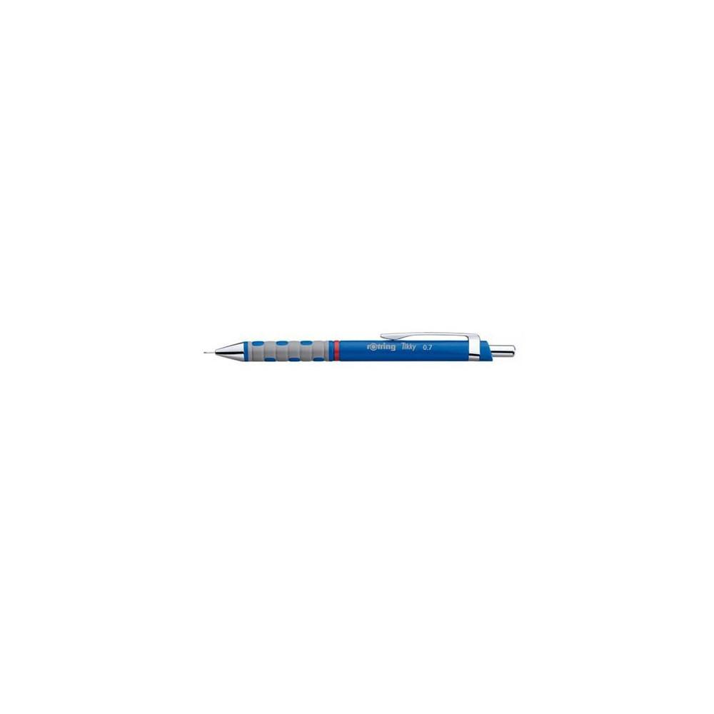 Creion mecanic Rotring Tikky 3 albastru, 0,7mm