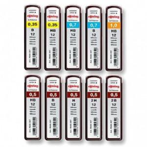 Mine creion mecanic ROTRING HB 0,5mm