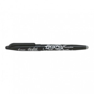 Roller 0.5mm, negru, Frixion Pilot - ACOMI.ro