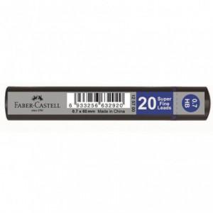 Mine creion mecanic 0.7mm HB Grip, Faber-Castell