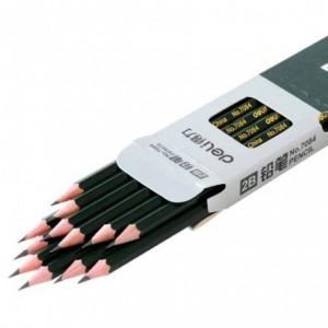 Creion grafit DELI fara guma - 3B