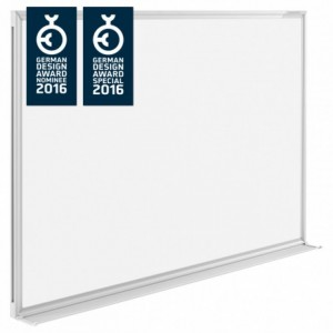 Tabla magnetica alba (whiteboard) SP 100x150 cm - MGN - ACOMI.ro