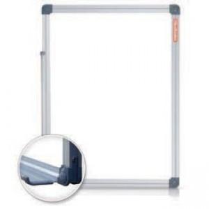 Tabla magnetica 100 x 200 cm, rama aluminiu, Classic Memoboards - ACOMI.ro