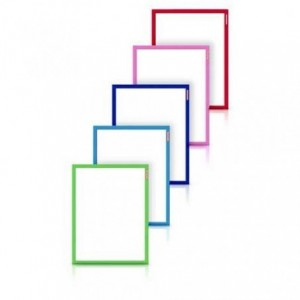 Tabla magnetica 40 x 60 cm, rama lemn color, Future Memoboards - ACOMI.ro