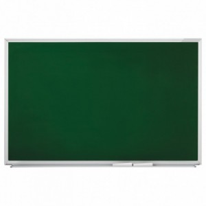 Tabla scolara SP pentru scris cu creta 120 x 90 cm - MAGNETOPLAN - ACOMI.ro