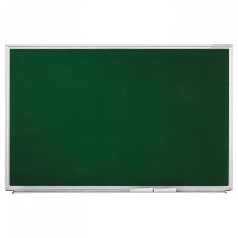 Tabla scolara SP pentru scris cu creta 220 x 120 cm - MAGNETOPLAN - ACOMI.ro