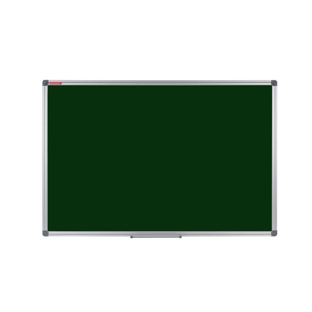 Tabla magnetica scolara, verde,  100 x 200 cm, rama aluminiu MEMOBOARDS Classic - ACOMI.ro