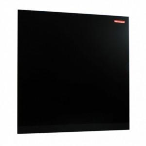 Tabla din sticla magnetica 45x45 cm Memoboards - negru - ACOMI.ro