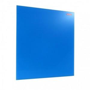 Tabla din sticla magnetica 45x45 cm Memoboards - albastru - ACOMI.ro