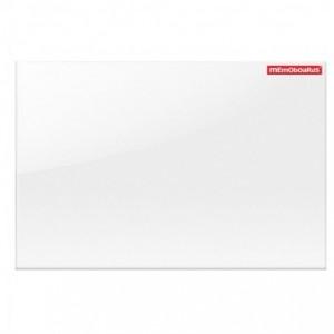Tabla din sticla magnetica 60x90cm, alb mat, pentru proiector, Memoboards - ACOMI.ro