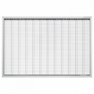 Planner anual 925x625mm MGN Permanent - ACOMI.ro