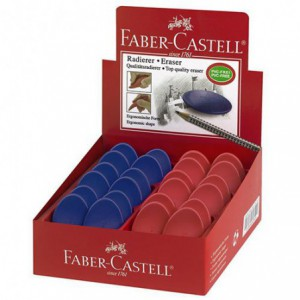 Guma Minide sters creionul FABER CASTELL Cosmo