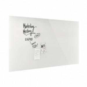 Design Glassboard magnetic alb, 200 x 100 cm, MAGNETOPLAN - ACOMI.ro