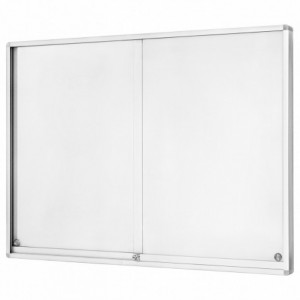 Avizier magnetic 18 x A4 poster, 1440 x 975 mm  - ACOMI.ro