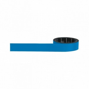 Banda magnetica bleu 1000 x 15mm MAGNETOPLAN - ACOMI.ro