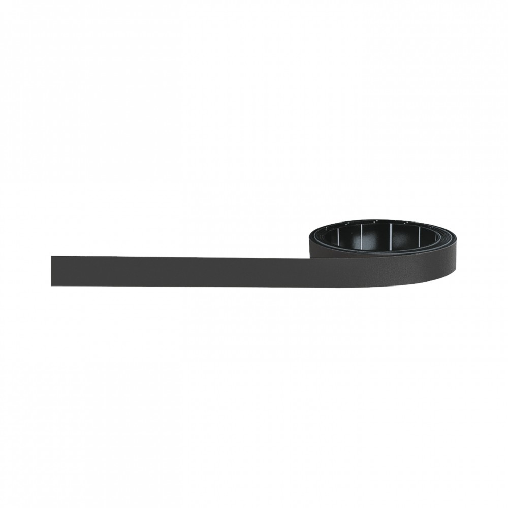Banda magnetica negru 1000 x 10mm MAGNETOPLAN - ACOMI.ro