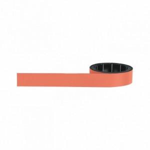 Banda magnetica portocaliu 1000 x 15mm MAGNETOPLAN - ACOMI.ro