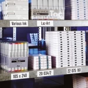 Banda magnetica PVC alb 30m x 40 x 0.6mm MAGNETOPLAN - ACOMI.ro