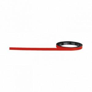Banda magnetica rosu 1000 x 5mm MAGNETOPLAN - ACOMI.ro